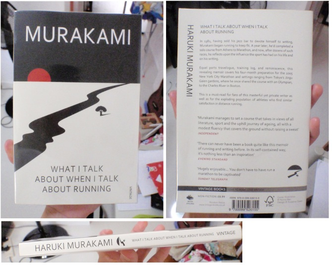 99 What I talk about when I talk about Running Haruki Murakami