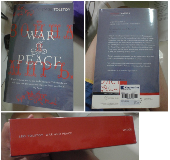 110 War and Peace Leo Tolstoy