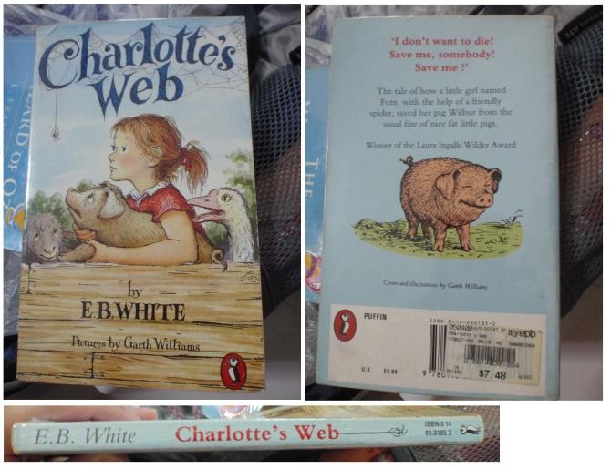 115 Charlotte's Web E B White