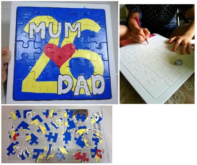 20131231 Jigsaw making