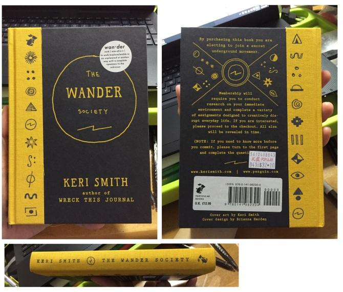 130 The Wander Society Keri Smith